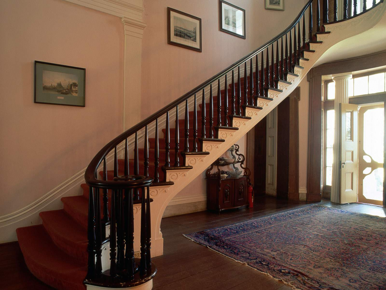 Gorgeous Wooden Handrail For Stairs Restaurare Monumente Istorice Reconditionare Mobila Lemn